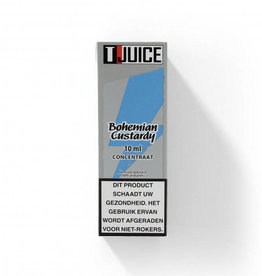 T-juice - Bohemian Custardy 10ml