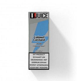 T-juice - Colonel Custard 10ml