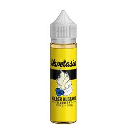 Vapetasia - Killer Kustard Blueberry - 50ml in 60ml