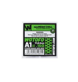 Wotofo NEXMESH Mesh Coils - 10pcs