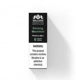 Millers Juice Platinumline - Strong Menthol