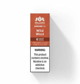 Millers Juice Chromeline - Wild West