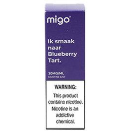 Migo - Blueberry Tart (Nic Salt)