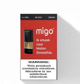 Migo Pods - Melon Smoothie - 2 Pcs