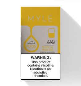 Mylé pod - Tropical Fruit Mix - 4 Pcs