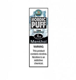 Nordic Puff Ice - Menthol