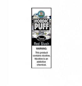 Nordic Puff Diamond - Red Slush