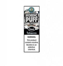 Nordic Puff Diamond - Tobacco