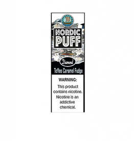 Nordic Puff Diamond - Toffee Caramel Fudge