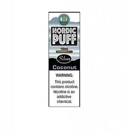 Nordic Puff Silver - Coconut