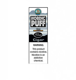 Nordic Puff Silver - Cigar