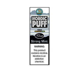 Nordic Puff Silver - Strong Mint