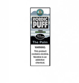 Nordic Puff Silver - The Palm
