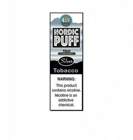 Nordic Puff Silver - Tobacco