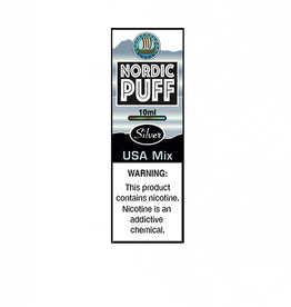 Nordic Puff Silver - USA Mix