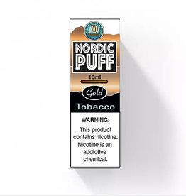 Nordic Puff Gold - Tobacco