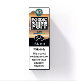 Nordic Puff Gold - USA Mix
