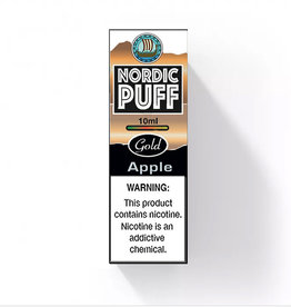Nordic Puff Gold - Apple
