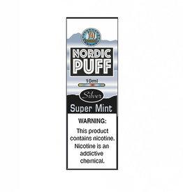 Nordic Puff Silver - Super Mint