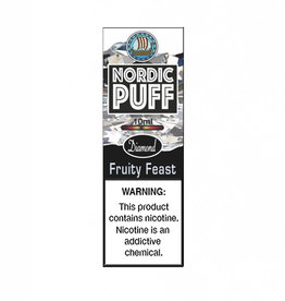 Nordic Puff Diamond - Fruity Feast
