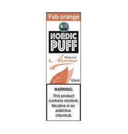 Nordic Puff Aroma - Fab orange