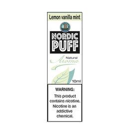 Nordic Puff Aroma - Lemon vanilla mint