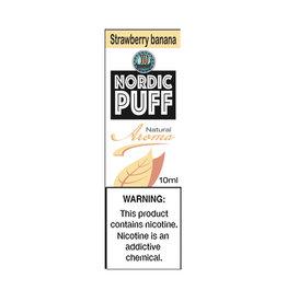 Nordic Puff Aroma - Strawberry banana