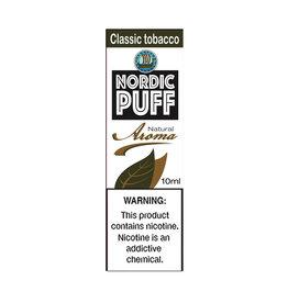 Nordic Puff Aroma - Classic tobacco