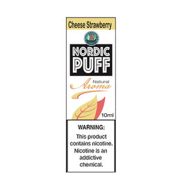 Nordic Puff Aroma - Cheese Strawberry