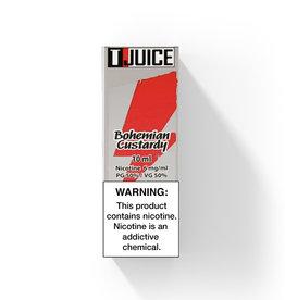 T-Juice - Bohemian Custardy