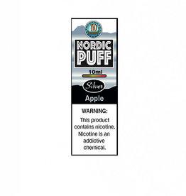 Nordic Puff Silver - Apple