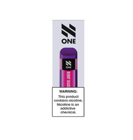 N-One Disposable Pod - Berry Blast - 350 Puf