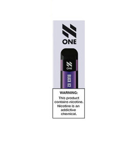 N-One Disposable Pod - Black Ice - 300 Puff