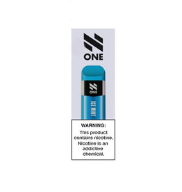 N-One Disposable Pod - Ice Mint- 300 Puff