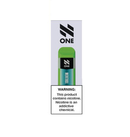 N-One Disposable Pod - Menthol - 350 Puff