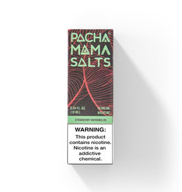 Pacha Mama - Strawberry Watermelon (Nic Salt)