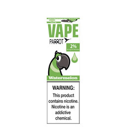 Parrot Vape - Watermelon Ice (Nic Salt) - 2%