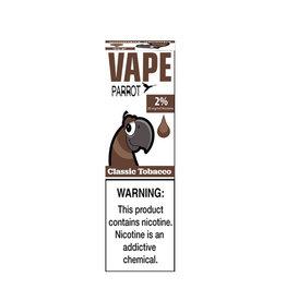 Parrot Vape - Classic Tobacco (Nic Salt) - 2%