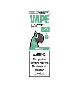Parrot Vape - Mint (Nic Salt) - 2%