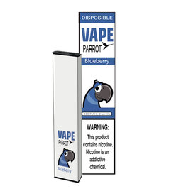 Parrot Vape Disposable - Blueberry - 380Puff