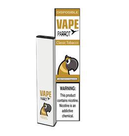 Parrot Vape Disposable - Classic Tobacco - 380Puff