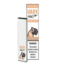 Parrot Vape Disposable - Mango Mint - 380Puff