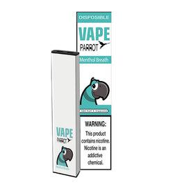 Parrot Vape Disposable - Menthol Breath - 380Puff
