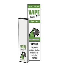 Parrot Vape Disposable - Sour Apple - 380Puff