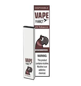 Parrot Vape Disposable - US Tobacco - 380Puff