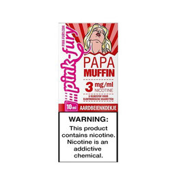 Pink Fury - Daddy Muffin