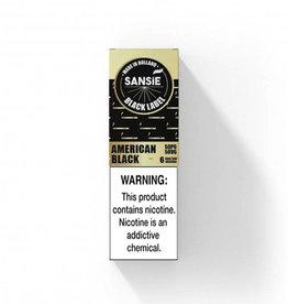 Sansie Black Label - American Black