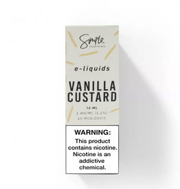 Simple Essentials - Vanilla Custard