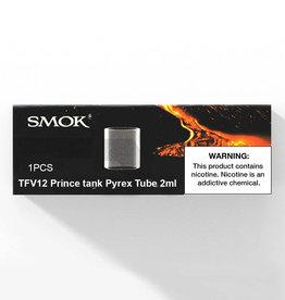 TFV12 Prince tank pyrex glass 2, 5, 8 ml