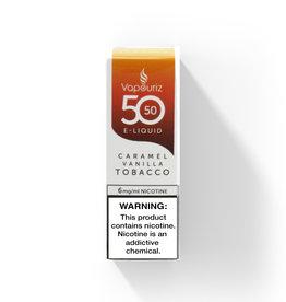 Vapouriz - Caramel Vanilla Tobacco
